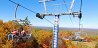 Autumn Ski Lift